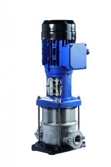 KSB InlinePp Movitec VS 15/1 B EA 2pol 1,1 kW 230/400 V IE3 Ovalflansch