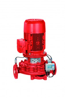 KSB Inlinepumpe Etaline 065-065-250 GG06, 5,50 kW, 1450 1/min, IE3
