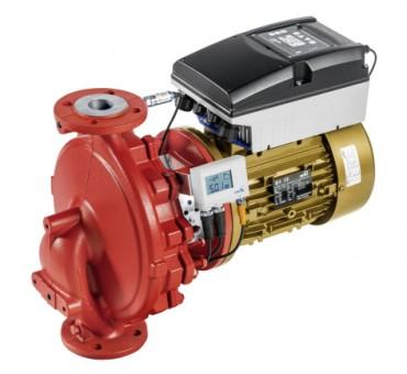 KSB Inlinep Etaline 032-032-160 PD2EM GG11, 2pol. 5,5 kW, mit PumpMeter
