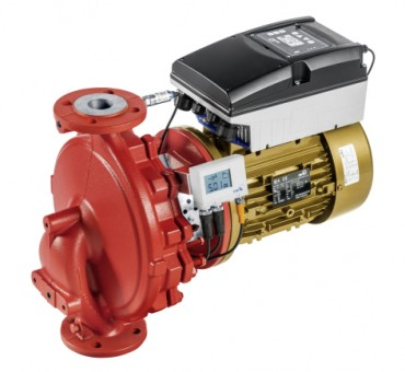 KSB Inlinep Etaline 050-050-250 PD2M GG11, 2pol. 15 kW, mit PumpMeter