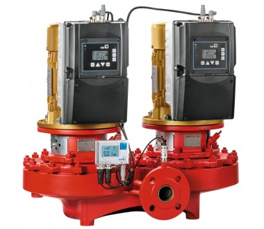 KSB Inlinep Etaline Z 125-125-250 PD2EM GG11, 4pol., 11 kW, IE4