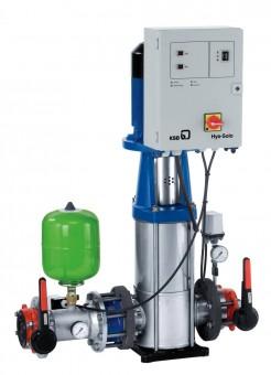 KSB Druckerhöhung Hya-Solo D 1/0207 B m. 1 Pumpe Movitec V 02/07 B, 0,55 KW
