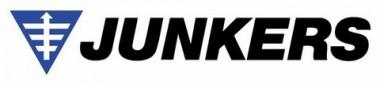 Junkers/SIEGER Ersatzteil TTNR: 5177702 Anschlussschlauch 390mm blau everp