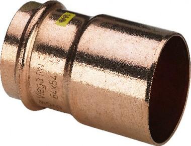 Viega Reduzierstück Profipress G XL 2615.1XL für Gas in 64,0x54mm Kupfer