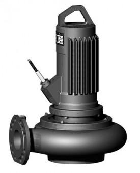 Wilo Abwasser-Tauchmotorpumpe EMU FA 10.33-238E + T 17-4/16HEx,6.5kW