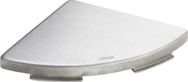 Viega Designrost EA13 4975.10 in 165mm Edelstahl