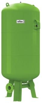 Reflex Membran-Druckausdehnungsgefäß Refix DT 80, 10 bar, 2*DN80/PN16