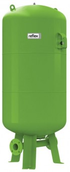 Reflex Membran-Druckausdehnungsgefäß Refix DT 1000/740, 10 bar, 2*DN50/PN16