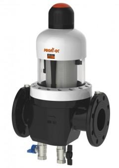 JUDO Rückspül-Schutzfilter JPF-QC DN 100 (MW 0,32 mm)