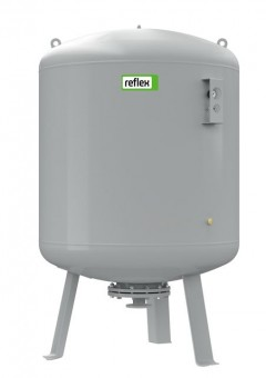 Reflex Membran-Druckausdehnungsgefäß Reflex G 2000, grau, 10 bar