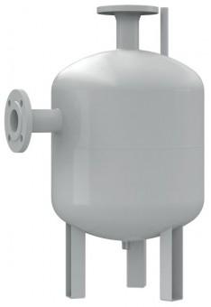 Reflex Entschlammungsgefäß EB 80, 10 bar, 120 'C, grau