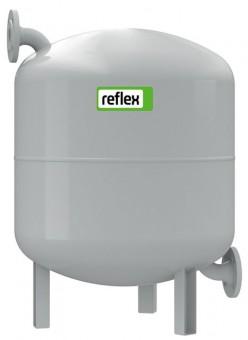 Reflex Vorschaltgefäß V 200, 10 bar/120 'C, grau