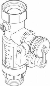 Junkers Ersatzteil TTNR: 87185436320 Durchflussmesser everp