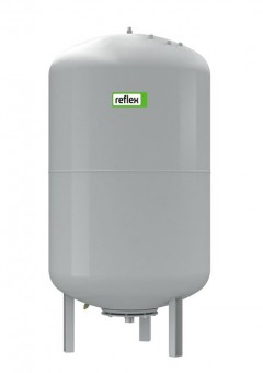 Reflex Kompressordruckhaltg Reflexomat Folgegefäß RF 600, 6 bar, grau