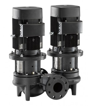 GRUNDFOS Trockenläuferpumpe TPD65-410/2-A-F-A-BQQE PN16 3x400V
