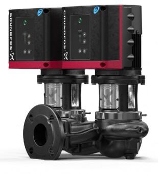 GRUNDFOS Elektr. ger. Trockenläuferpumpe TPED80-250/2-A-F-A-BQQE PN16 3x400V