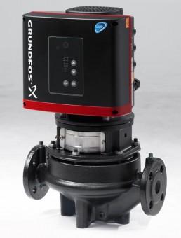 GRUNDFOS Elektr. ger. Trockenläuferpumpe TPE100-160/2-A-F-A-BQQE PN16 3x400V