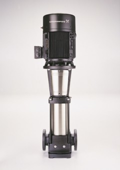 GRUNDFOS Vertikale Kreiselpumpe CR32-14 A-F-A-V-HQQV 3x400V 30kW  Artnr. 96122061