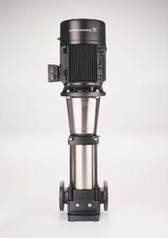 GRUNDFOS Vertikale Kreiselpumpe CR90-5 A-F-A-E-HQQE 3x400V 37kW