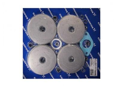 GRUNDFOS Ersatzteil Kit Verschleißteile für CR(I/N)1s/1/3 -36 Stufen SIC