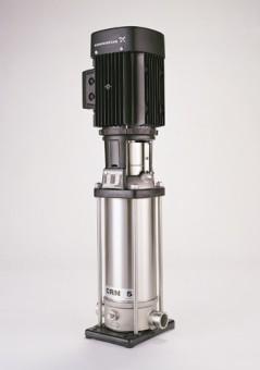 GRUNDFOS Vertikale Kreiselpumpe CRN20-5 A-P-G-E-HQQE 3x400V 5,5kW