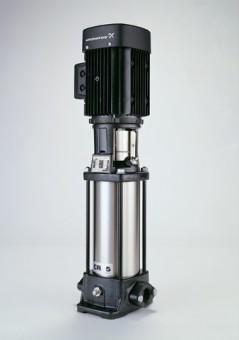 GRUNDFOS Vertikale Kreiselpumpe CR10-1 A-A-A-V-HQQV 3x400V 0,37kW  Artnr. 96501104