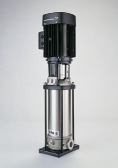 GRUNDFOS Vertikale Kreiselpumpe CRN1-30 A-CA-G-E-HQQE 400V 1,5kW