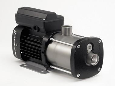 GRUNDFOS Horizontale Kreiselpumpe CM3-3 A-R-G-E-AQQE CAAN 1x230V 0,5kW