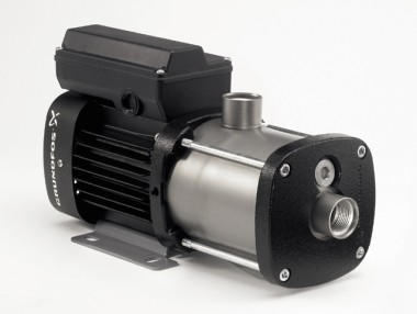 GRUNDFOS Horizontale Kreiselpumpe CM25-1 A-R-I-E-AQQE CAAN 1x230V 1,9kW