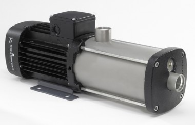 GRUNDFOS Horizontale Kreiselpumpe CM1-8 A-R-G-V-AQQV FAAN 3x400V 0,65kW