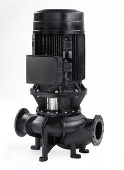 GRUNDFOS Trockenläuferpumpe TP200-160/4-A-F-A-BQQE PN16 3x400V