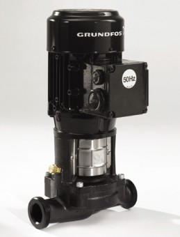 GRUNDFOS Trockenläuferpumpe TP25-50/2-A-O-I-BQQE PN10 3x400V
