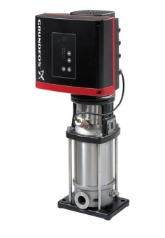 GRUNDFOS Vertikale Kreiselpumpe CRNE10-02 AN-FGJ-G-V-HQQV 3x400V 1,5kW