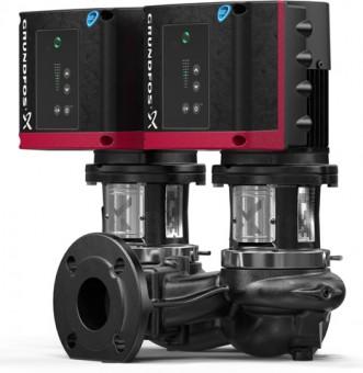 GRUNDFOS Elektr. ger. Trockenläuferpumpe TPE2D100-120-N-A-F-A-BUBE PN16 1x230V