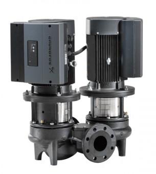 GRUNDFOS Elektr. ger. Trockenläuferpumpe TPED65-210/2-A-F-A-BAQE PN16 3x400V