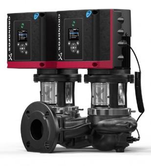 GRUNDFOS Elektr. ger. Trockenläuferpumpe TPED50-420/2-S-A-F-A-BQQE PN16 3x400V