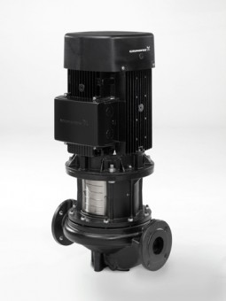 GRUNDFOS Trockenläuferpumpe TP50-120/4-A-F-A-BQQE PN16 3x400V
