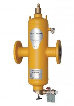 Spirotech SpiroCombi Luft & Schlamm Magnet DN 150 - Flansch, 10 bar / 110 Grad