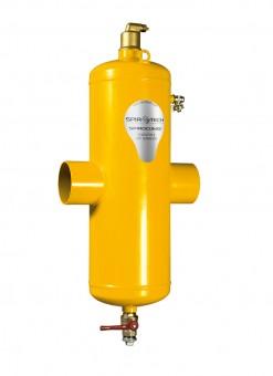 Spirotech SpiroCombi Luft & Schlamm DN 250 - Schweißst., 10 bar / 110 Grad
