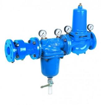 Honeywell Wasserstation HS10S-FA DN 100, R?ücksp?ülbar
