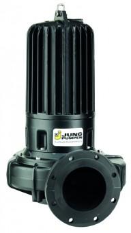 Jung MultiStream-Pumpe 300/4 C4, Ex 400 V, Kanalrad, Explosionsschutz