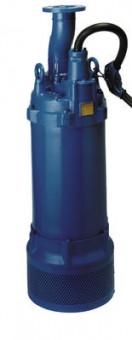 Tsurumi Baupumpe LH690 mit Thermoschalter/ -fühler - 1100kg ohne Kabel - 90kW Art PTLH690