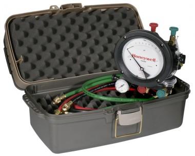 Honeywell Analog-Druck-Pr?üfset TKA295 f?ür Honeywell Systemtrenner Serie BA