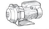Lowara Kleindruckerhöhungsanlagen in Edelstahl in Drehstromausführung CEA 120/3