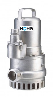 HOMA Edelstahl-Tauchmotorpumpe CH432-0,9/2 D Ex