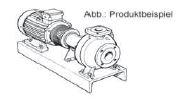 Lowara Norm-Kreiselpumpen aus Grauguss NSCC 50-125/40/P25VCS4