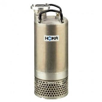 HOMA Feuerwehr-Tauchmotorpumpe TP8/1