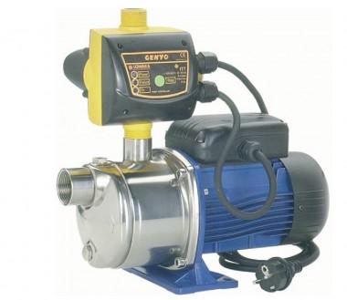 LOWARA Kleindruckerhöhungsanlage GENYO BGM 9/F22