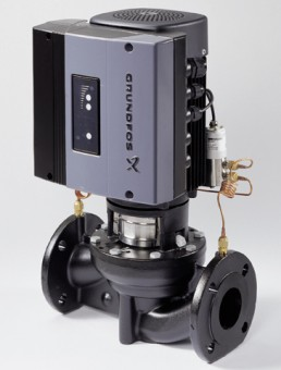 GRUNDFOS Elektr. ger. Trockenläuferpumpe TPE50-190/2-S A-F-A-GQQE