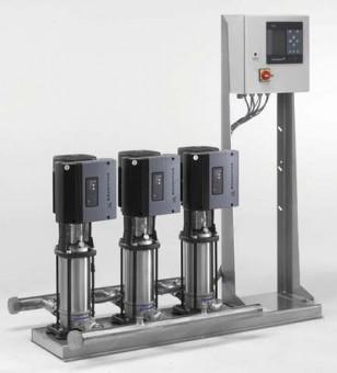 GRUNDFOS Druckerhöhungsanlage Hydro MPC-E 4CRE64-3-1